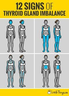Learn how to spot some of the early warning signs of thyroid issues.: