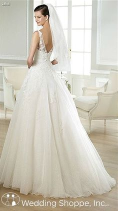 Bridal Gowns White One Jaina Bridal Gown Image 2