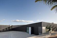 Exterior Swimming Pool, Tortosa, 2011 - Arquitecturia