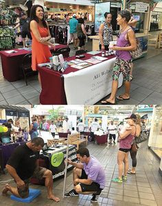 """Seventh annual West Maui Health and Fitness Expo coming to Lahaina Cannery Mall  LAHAINA – The seventh annual West Maui Wellness and Fitness Expo is slated at Lahaina Cannery Mall on Saturday, Sept. 2 4, from 10 a.m. to 2 p.m. with the National Kidney Foundation's """"Da Kidney Da Kine"""" Day occasion (see story on page 2). !   Get the details on Maui's highest physical fitness sites and providers, consider a wellness screening that is free, get awards, and balance the body from the insid.."""