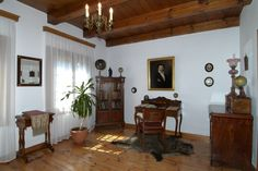 Lany, French Country, Teak, Gallery Wall, Manor Houses, Architecture, Buildings, Room, Interiors
