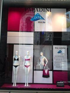 Paladini SS14 Beachwear Collection La Rinascente Milano #shopping