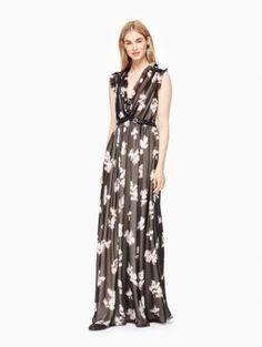 dusk floral jia dress | Kate Spade New York