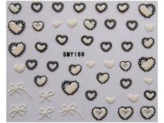 Condividi i nostri prodotti avrai uno sconto del 5 %,fai sapere che ci sei Nail Sticker per Unghie mod168 #originalnail