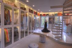 A Private Sanctuary – $12,900,000 closet