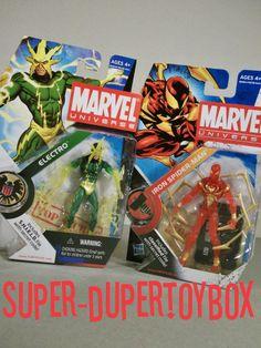 Electro & Iron-Spider