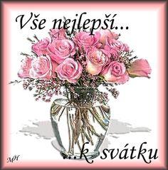 Roses Delivered - One Dozen Pink Roses Vase
