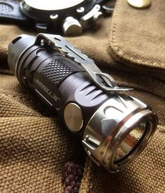 What is your current EDC flashlight, part three. Tactical Light, Edc Tactical, Surplus Militaire, Edc Everyday Carry, Fish Camp, Edc Gear, Led Flashlight, Gadgets, Camping Gear