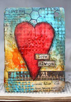 Anne's paper fun: 52 Card Pickup
