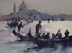 Trevor Lingard - Venice The Grand Canal 2