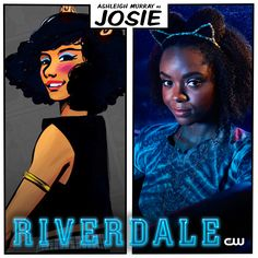 From the world of Archie Comics, Ashleigh Murray is Josie on The CW's new series Riverdale. Watch it now on The CW App: www.cwtv.com/shows/riverdale