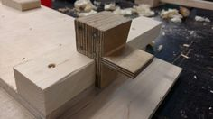 I made this dovetail sawing guide and it's great! http://ift.tt/2f95bdS