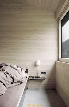 Небольшой дом в Австрии от дизайнерской студии Sven Matt   Мебель для Вашего дома