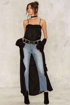Laney Satin Cami Top - Clothes | Best Sellers | Tanks
