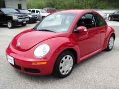 My dream vehicle. Yes, I'm serious! Volkswagen New Beetle, Beetle Car, Volkswagen Convertible, Audi Gt, Vw Fox, Bug Car, Cute Cars, Chevy Camaro, Vw Beetles