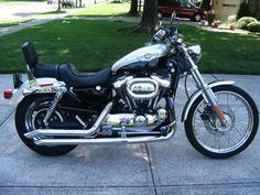 2003 2003 Harley Sportster 1200 Custom - $5500