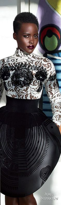Lupita Nyong'o Fashion Icon | Purely Inspiration