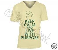 Alpha Gamma Delta Keep Calm Tee - ΑΓΔ Collection. Design Exclusive to BoutiqueGreek.com   TRUE FACT!!!!!!!!!!!!