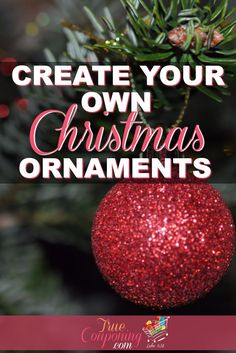 5 easy cheap christmas ornaments to make this year - When Is The Best Time To Buy Christmas Decorations
