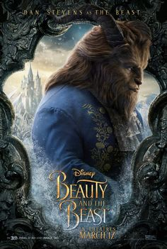 "The New ""Beauty And The Beast"" Character Posters Are Legitimately Magical"