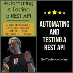 Uploaded a new video to YouTube showing how to use Tracks VM from Turnkey to help you work through the book Automating and Testing a REST API  Read the Blog post here:  https://ift.tt/2IOP6bZ  #SoftwareTesting #RESTAPI #APITesting #SoftwareTester