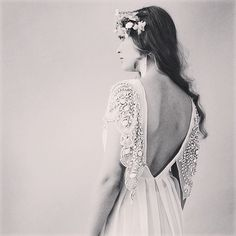 Beautiful back detail from #RueDeSeine #YoungLoveCollection #SadiDress