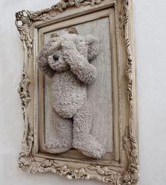 Un tableau enfantin plein de douceur ! Crédit photo : Pinterest/espacebuzz.com