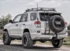 """Expect new levels of innovation and legendary reliability from Toyota SUV models. See which luxury Toyota SUV has redefined """"roughing it"""". Toyota 4x4, Toyota Trucks, Toyota Girl, Fj Cruiser, Toyota Land Cruiser, Accessoires 4x4, Toyota 4runner Trd, 4runner 2015, Lifted 4runner"""
