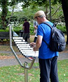 Inspired By Tradition Harmony Outdoor Xylophone Musical Instruments