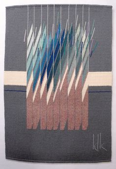 Ribbon Series No. 82 Tapestry Colorful Free by LauriedillKocher, $400.00