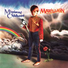 Misplaced Childhood - Marillion - Design by Mark Wilkinson