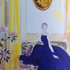 Decorator Elsie de Wolfe, Lady Mendl by Cecil Beaton. She was a successful actress, influential decorator and international hostess. Victorian Interiors, Victorian Era, Nyc In December, Elsie De Wolfe, Gramercy Park, American Interior, Cecil Beaton, Icon Design, Lady