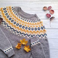 Ravelry: Project Gallery for Riddari pattern by Védís Jónsdóttir Icelandic Sweaters, Yarn Inspiration, Stockinette, Date Outfits, Boho Shorts, Ravelry, Knitting Patterns, Knit Crochet, Quilts