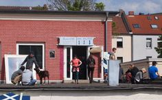 Ruhrgebietmitte hat KulturPOTTential - betreibt OSTWEST Kulturtransfer: Bochum Rundlauf 2014, Pfingsmontag reloaded in Alufabrik
