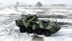 Ukrainian Armed Forces, BTR-4 #ukraine #military #army
