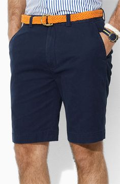 Ralph Lauren Shorts | Nordstrom - Staple for summer