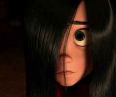 Violet [From the Incredible s] and I can relate in looks and personality <3 -Dollsted