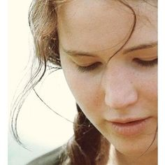 Hunger Games. The Girl On Fire.