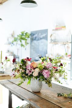 Wedding Flower Advice by Poppies + Posies