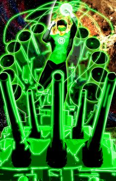 Green Lantern by skyscraper48.deviantart.com on @deviantART