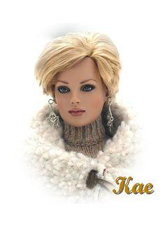 Katherine - Tonner Repainted doll
