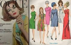 Afbeeldingsresultaat voor moda anni 60