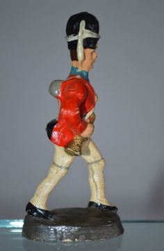 Massefiguren English Grenadier Guards Period 1815 englische Musikgarde 8cm