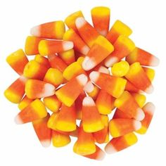 Candy Corn - the original ombré Candy Corn Nails, Corn Maze, Jewelry Candles, Fresh Figs, Bulk Candy, Orange You Glad, Colorful Candy, Halloween Candy, Halloween Ideas