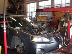 Engine Replacement | The Best Mechanic in Fairfield, CT, 2004 Grand Prix GTP