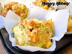Extreme Vegetable Muffins