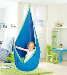 La Siesta Blue Joki Nest Swing - SensoryEdge