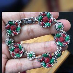 NWOT Turkish bracelet with stones Turkish bracelet with stones brand new never been used . Jewelry Bracelets