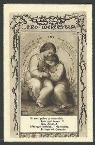 La dulce intimidad de Jesús y el alma. Vintage Holy Cards, Religion Catolica, The Good Shepherd, Kindergarten Lessons, Prayer Cards, Lucky Star, Catholic Saints, Blessed Mother, Sacred Heart