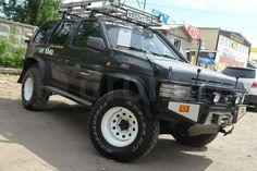 Nissan 4x4, Nissan Trucks, 4x4 Trucks, Nissan Hardbody, Nissan Terrano, Nissan Pathfinder, Custom Cars, Rodeo, Offroad